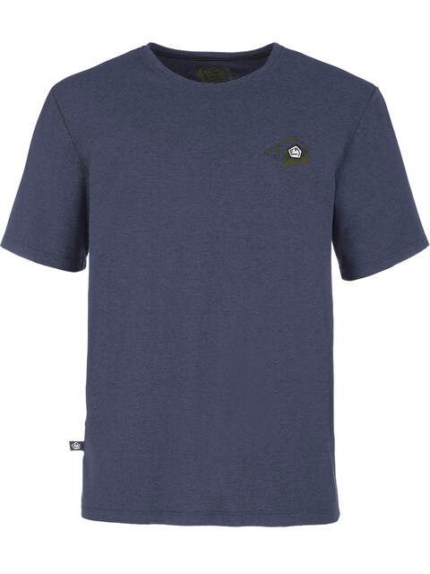 E9 Turner T-Shirt Men bluenavy